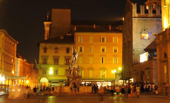 negozio abbigliamento bologna piazza maggiore